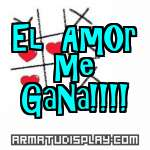 display El AmOr Me GaNa!!!!