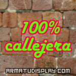 display 100% callejera