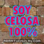 display SOY CELOSA 100%